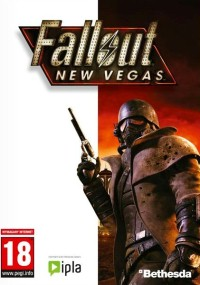 Fallout: New Vegas (2010) plakat