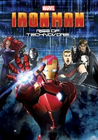 plakat - Iron Man: Technovore powstaje (2013)