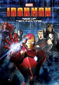 Iron Man: Technovore powstaje (2013) plakat