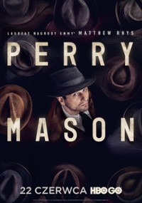 Perry Mason (2020) plakat