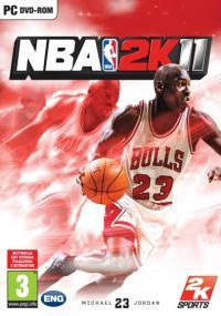 NBA 2K11 (2010) plakat