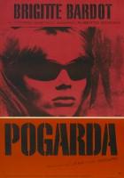 plakat - Pogarda (1963)