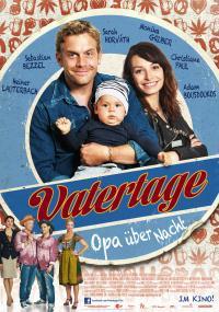 Vatertage - Opa über Nacht (2012) plakat