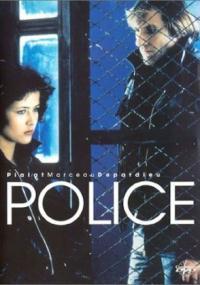 Policja (1985) plakat