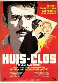 Przy drzwiach zamkniętych (1954) plakat