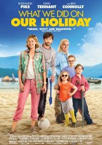 Nasze zwariowane angielskie wakacje (2014) plakat