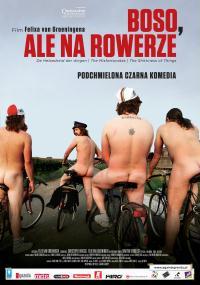Boso, ale na rowerze (2009) plakat