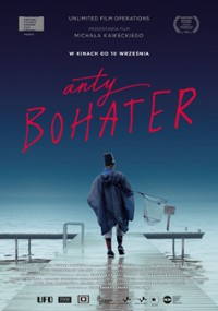 Antybohater (2021) plakat