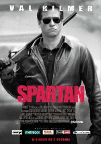 Spartan (2004) plakat