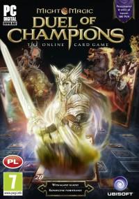 Might & Magic: Duel of Champions (2012) plakat