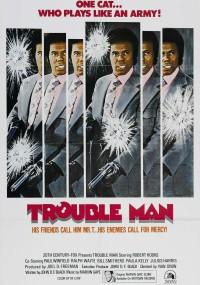 Trouble Man (1972) plakat