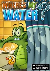 Where's My Water? (2011) plakat