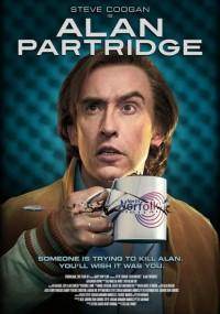 Alan Partridge (2013) plakat