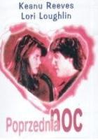 Poprzednia noc (1988) plakat