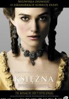 plakat - Księżna (2008)