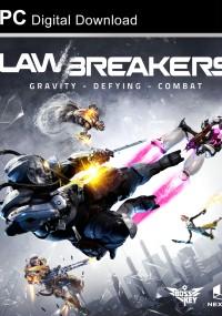 LawBreakers (2017) plakat