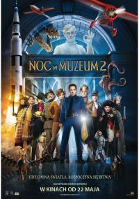 Noc w muzeum 2 (2009) plakat