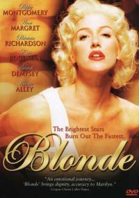 Blondynka (2001) plakat