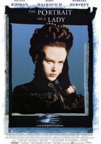 Portret damy (1996) plakat