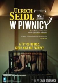 W piwnicy (2014) plakat