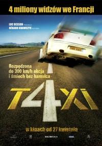 Taxi 4 (2007) plakat
