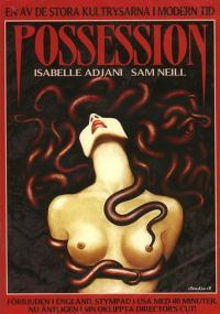 Opętanie (1981) plakat