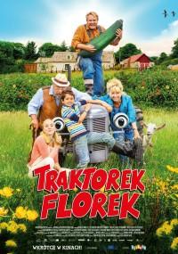 Traktorek Florek (2016) plakat