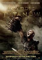 plakat - Starcie tytanów (2010)