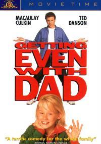 Potyczki z tatą (1994) plakat