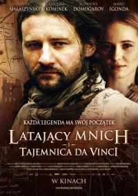 Latający mnich i tajemnica da Vinci (2010) plakat