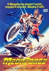 Megaforce (1982) plakat