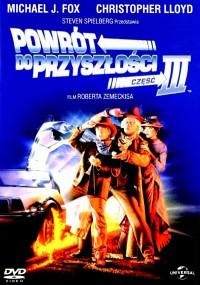 Powrót do przyszłości III (1990) plakat