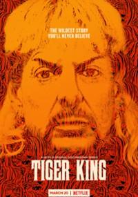 Król tygrysów (2020) plakat