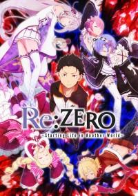 Re: Zero Kara Hajimeru Isekai Seikatsu (2016) plakat