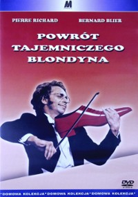 Powrót tajemniczego blondyna (1974) plakat
