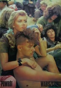 Powrót wabiszczura (1989) plakat
