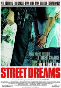 Street Dreams (2009) plakat