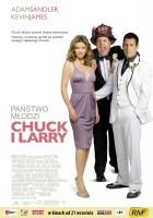 plakat - Państwo młodzi: Chuck i Larry (2007)