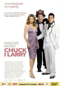 Państwo młodzi: Chuck i Larry (2007) plakat