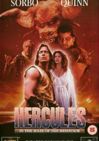 Herkules w labiryncie Minotaura