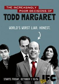 The Increasingly Poor Decisions of Todd Margaret (2010) plakat