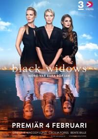 Czarne wdowy (2016) plakat