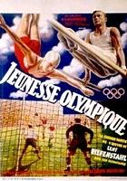 Olimpiada, część II (1938) plakat