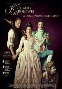 Kochanek królowej (2012) plakat