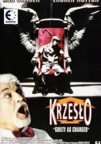 Krzesło (1991) plakat