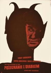 Pożegnanie z diabłem (1956) plakat