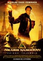 plakat - Skarb narodów: Księga tajemnic (2007)