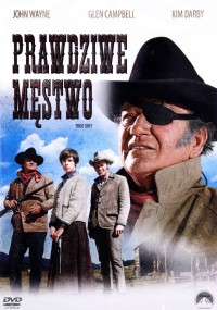 Prawdziwe męstwo (1969) plakat
