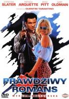 plakat - Prawdziwy romans (1993)