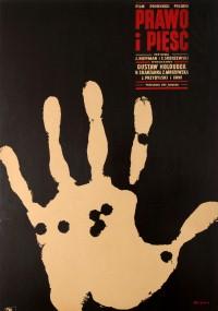 Prawo i pięść (1964) plakat